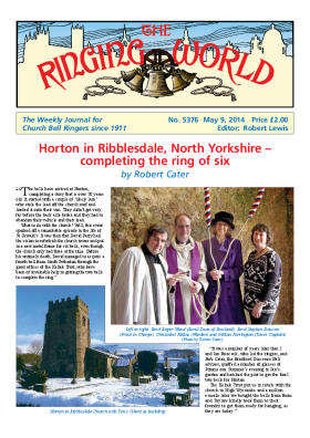 The Ringing World issue 5376