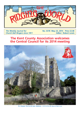 The Ringing World issue 5378