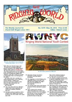 The Ringing World issue 5379
