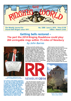 The Ringing World issue 5380