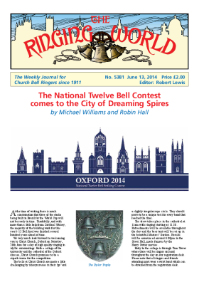 The Ringing World issue 5381