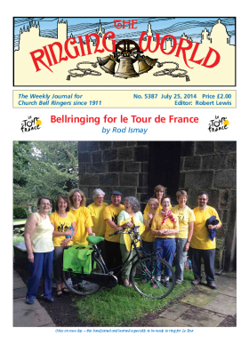 The Ringing World issue 5387