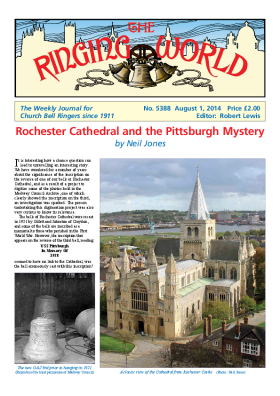 The Ringing World issue 5388