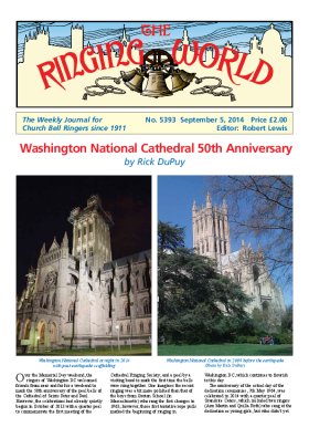 The Ringing World issue 5393
