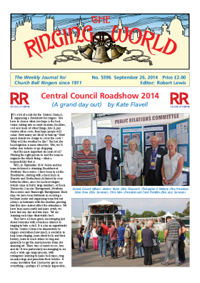 The Ringing World issue 5396