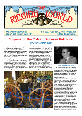 The Ringing World issue 5397