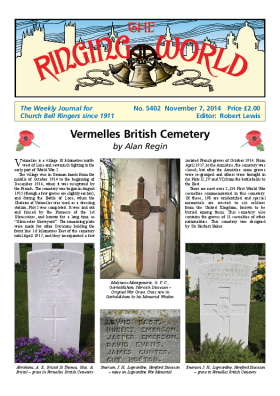 The Ringing World issue 5402