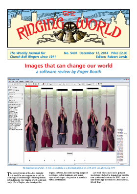The Ringing World issue 5407