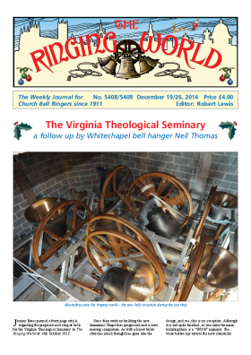 The Ringing World issue 5408