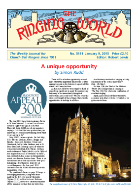 The Ringing World issue 5411