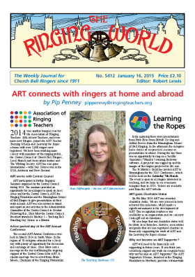 The Ringing World issue 5412