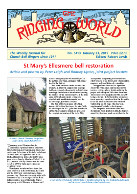 The Ringing World issue 5413