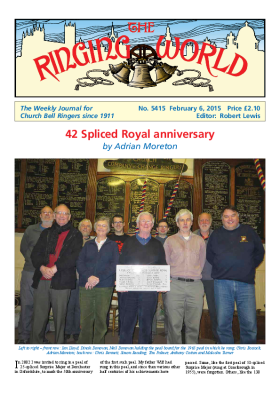 The Ringing World issue 5415