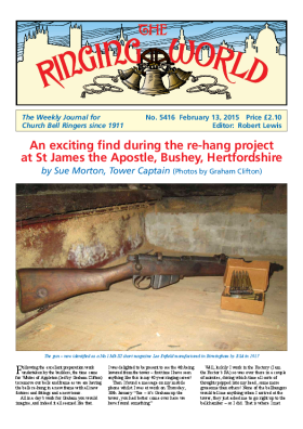 The Ringing World issue 5416
