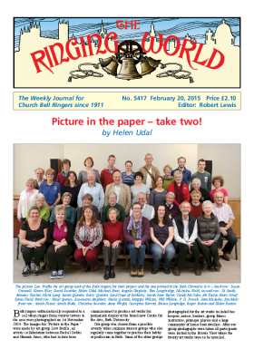 The Ringing World issue 5417