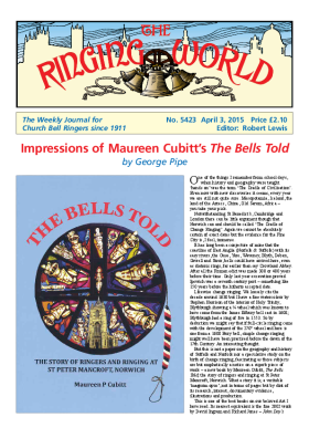 The Ringing World issue 5423