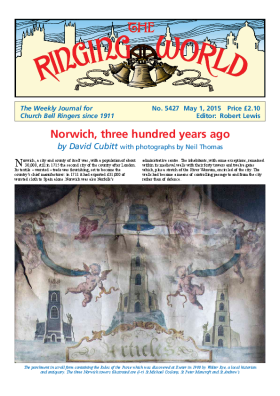 The Ringing World issue 5427