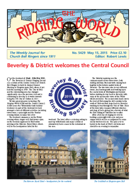 The Ringing World issue 5429