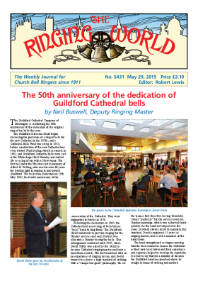 The Ringing World issue 5431