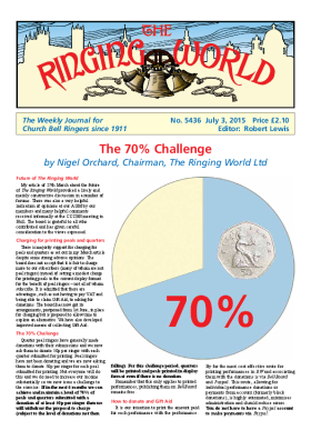 The Ringing World issue 5436