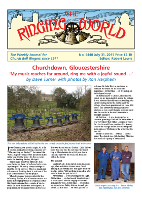 The Ringing World issue 5440