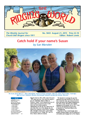 The Ringing World issue 5443