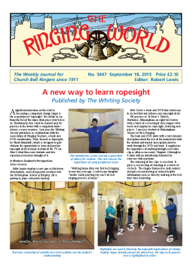 The Ringing World issue 5447