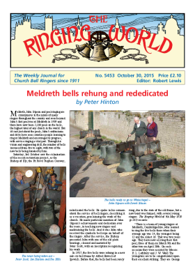 The Ringing World issue 5453