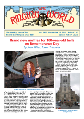 The Ringing World issue 5457