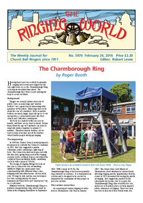 The Ringing World issue 5470