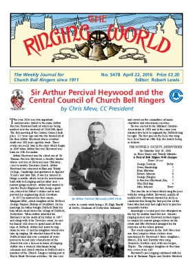 The Ringing World issue 5478
