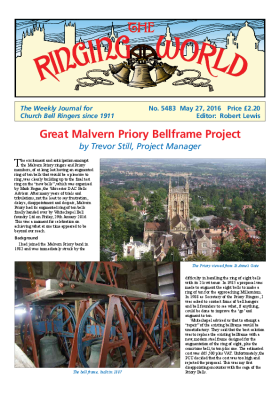 The Ringing World issue 5483