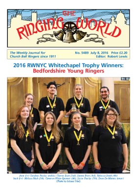 The Ringing World issue 5489