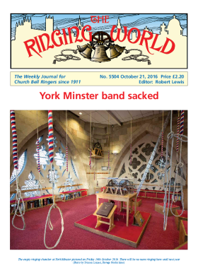 The Ringing World issue 5504