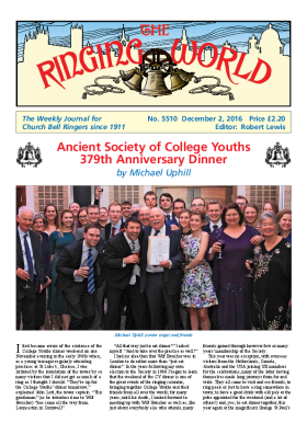 The Ringing World issue 5510