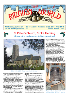 The Ringing World issue 5513