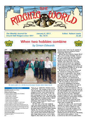 The Ringing World issue 5515