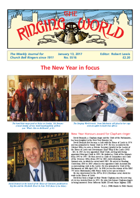 The Ringing World issue 5516