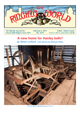 The Ringing World issue 5519