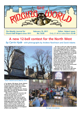 The Ringing World issue 5520