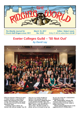 The Ringing World issue 5524