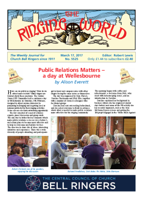 The Ringing World issue 5525