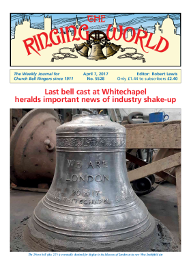 The Ringing World issue 5528