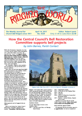 The Ringing World issue 5529