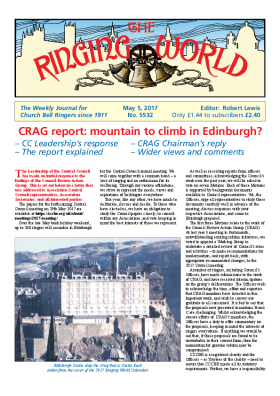 The Ringing World issue 5532