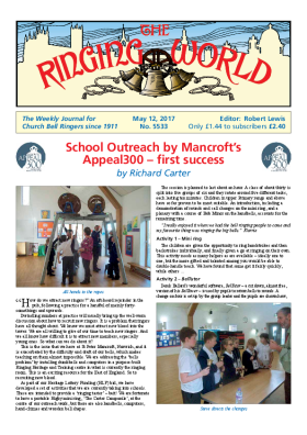 The Ringing World issue 5533