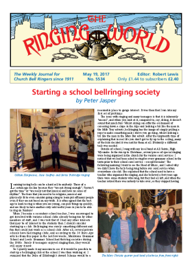 The Ringing World issue 5534