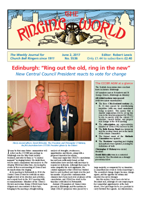 The Ringing World issue 5536
