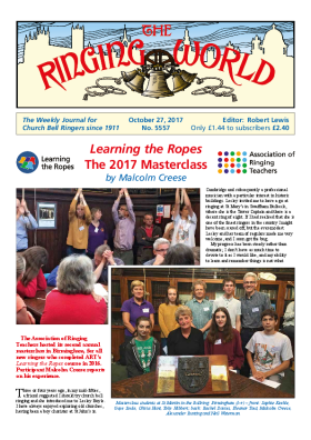 The Ringing World issue 5557