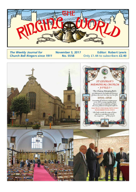 The Ringing World issue 5558